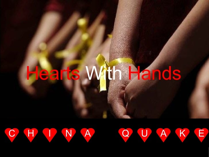 Q A U E K N A C H I Hearts  With  Hands