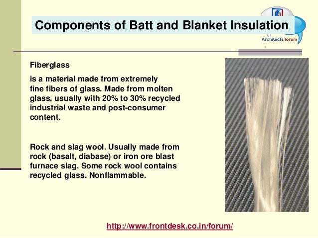 Heat & sound insulation