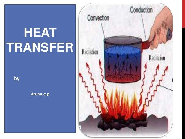 HEAT  TRANSFER  by  Aruna c.p