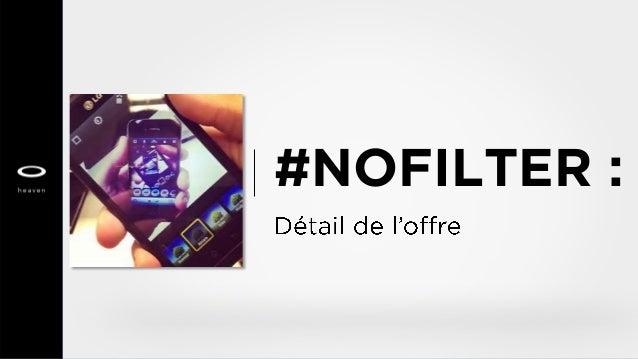 #NOFILTER :