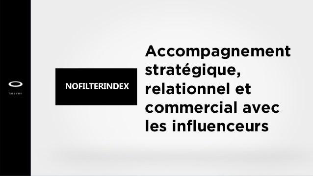 Accompagnement stratégique, relationnel et commercial avec les influenceurs
