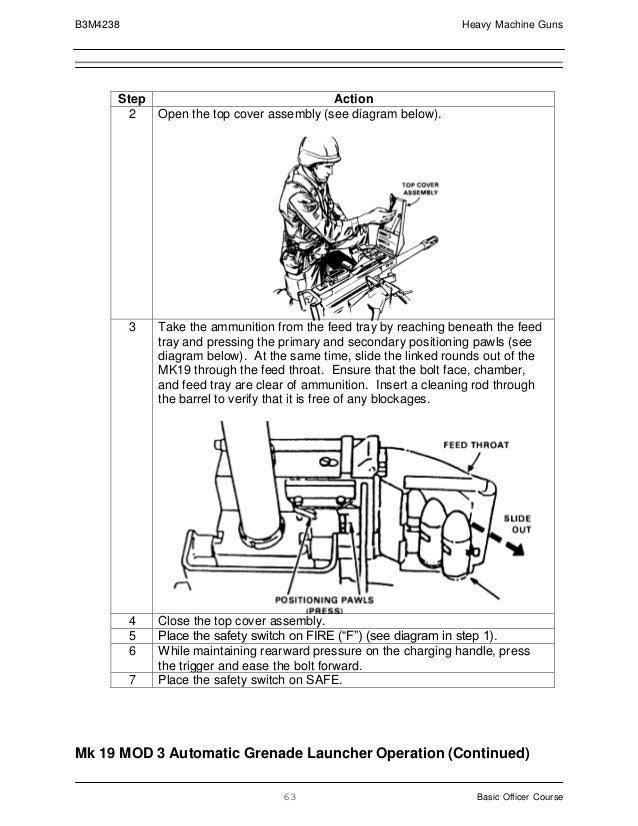 heavy machine guns b3m4238 student handout