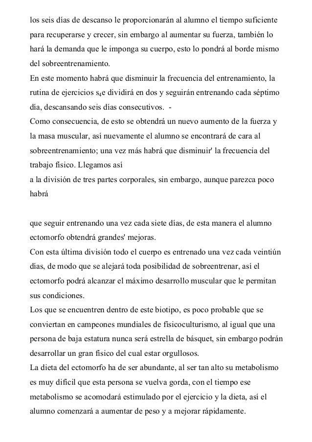 Heavy duty aplicacion fisico culturismo (en español)