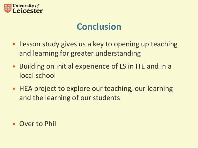 an introduction to the analysis of learning a good lesson Learn nc was a program of the university of north carolina at chapel hill school of education from an introduction to the analysis of learning a good lesson 1997 an analysis of the topic of the statement by styron 2013.