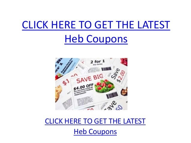 graphic relating to Heb Printable Coupons referred to as Heb Discount codes - Printable Heb Coupon codes
