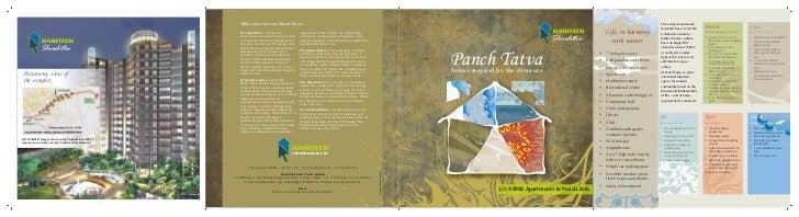 Pillars that structure Panch Tatva                                                                                        ...
