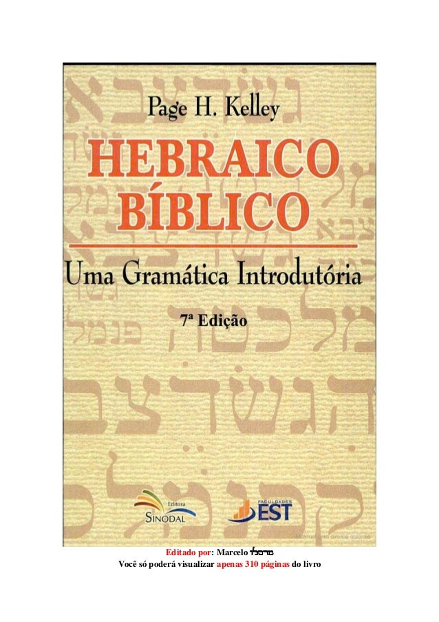 Editado por: Marcelo vlcrmvlcrmvlcrmvlcrm Você só poderá visualizar apenas 310 páginas do livro
