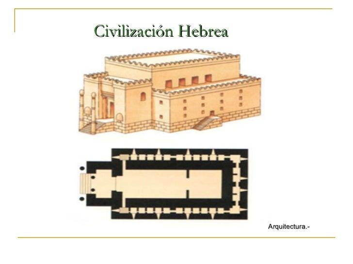 Resultado de imagen de civilizacion hebrea