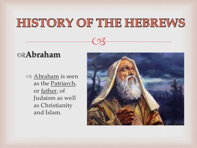 Image result for the hebrews and judaism