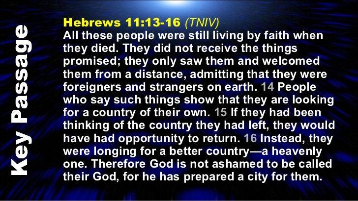 Hebrews11 31