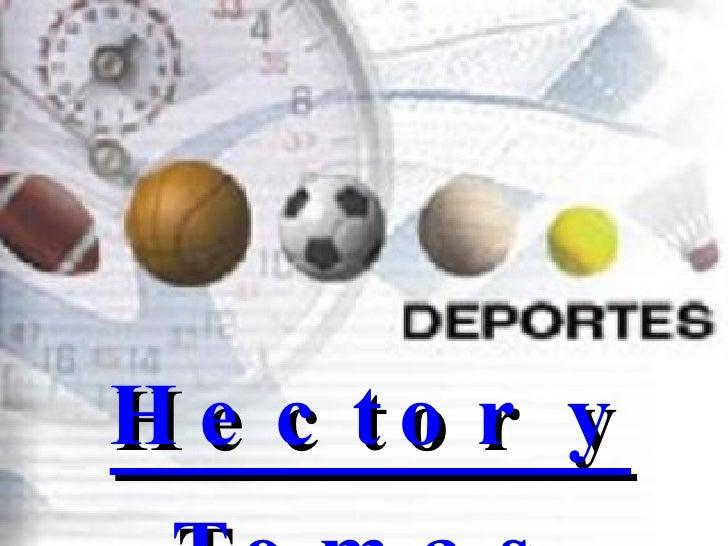 Hector y Tomas Hector y Tomas