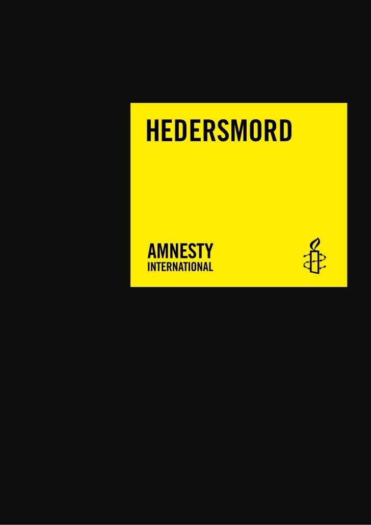 HEDERSMORD