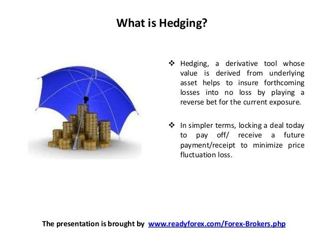 What is forex hedging