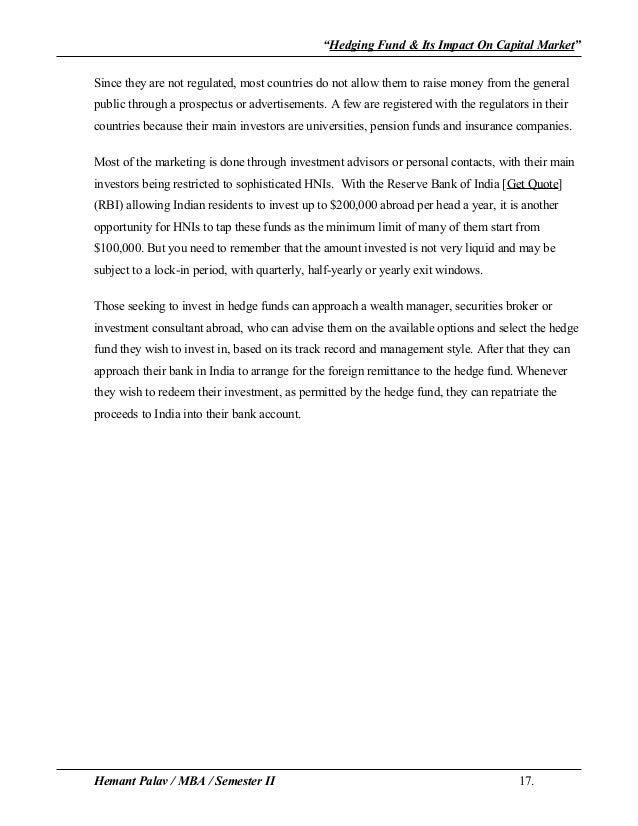 Hedge Fund Prospectus Templates For Microsoft