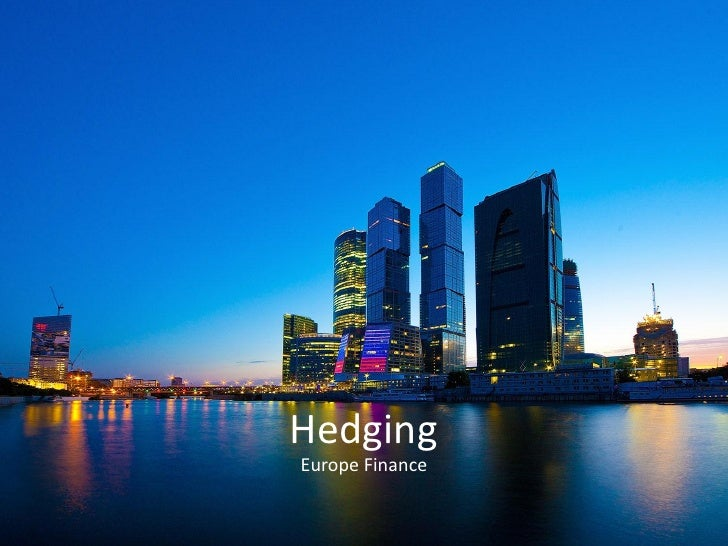 HedgingEurope Finance