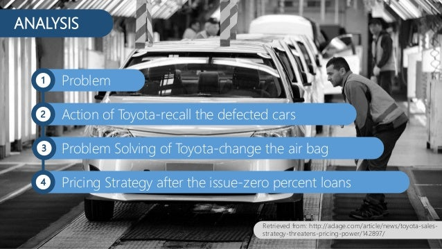 business ethics toyota recall The toyota recall crisis started with a single, horrifying car crash in southern california last august and this week, after two separate recalls covering 75.