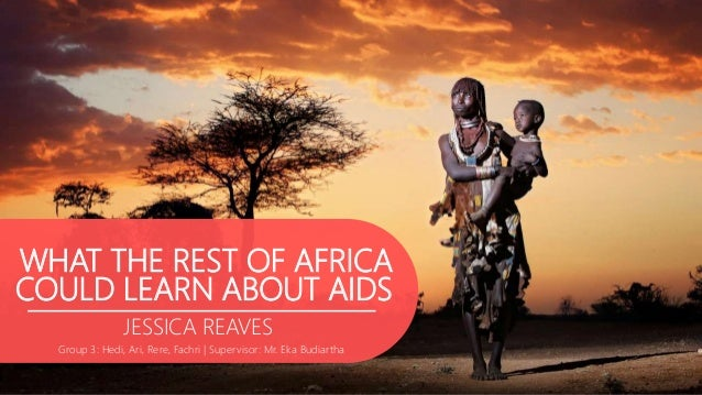 essay about aids in africa