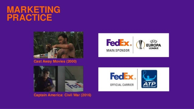 fedex marketing plan At all times they try to increase revenues through acquisition and cutting from marketing 11 at university of  evaluate fedex's mission  grp 2 marketing plan.