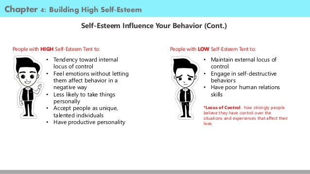 how to achieve high self esteem