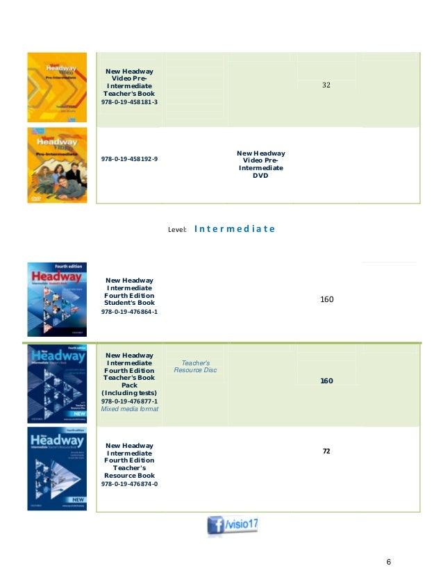 New Headway Upper Intermediate Teachers Resource Book