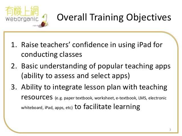 CCC Heep Woh Primary School - Teacher Training (Apr 2014)