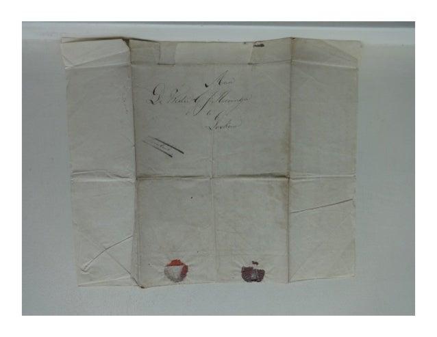 Heeringa brieven, rond 1830