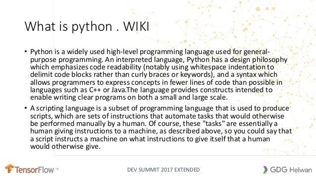 Intro to Python Slide 2