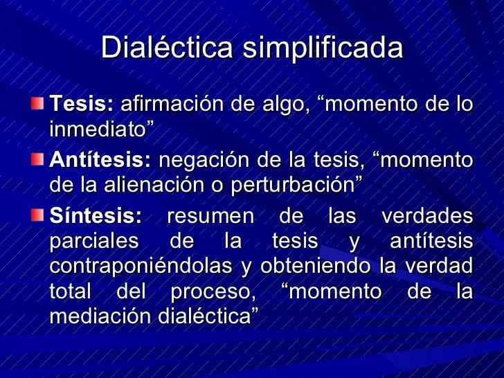contoh tesis antitesis sintesis