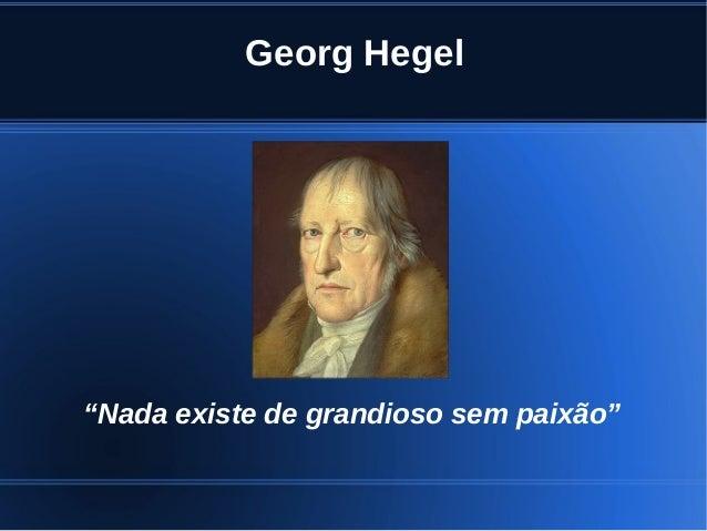 Ideias De Hegel ~ Hegel