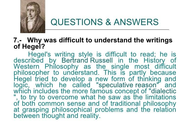 hegel philosophy of history pdf