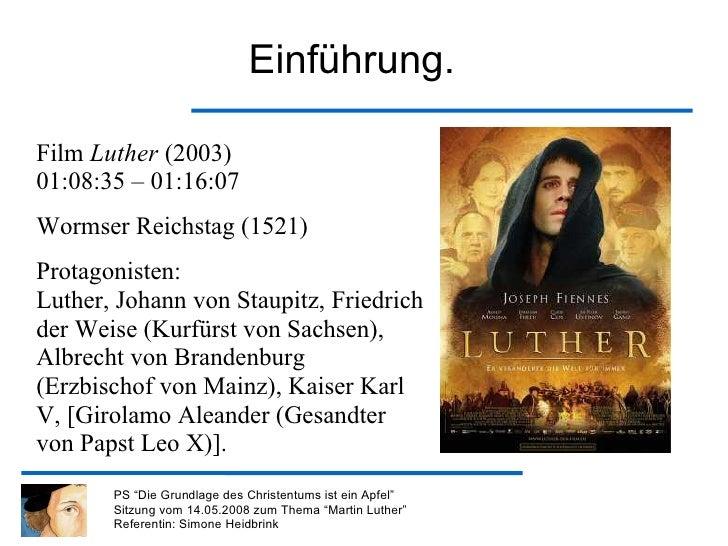 martin luther leben werk und kirchengeschichtliche relevanz - Martin Luther Lebenslauf