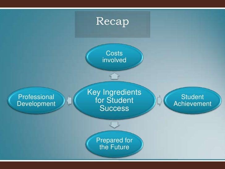 Recap                       Costs                    involved                   Key Ingredients Professional              ...