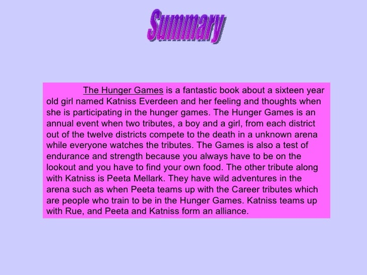 hunger games book report Quizlet provides the hunger games book report activities, flashcards and games start learning today for free.