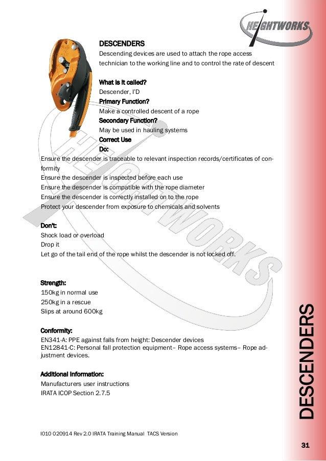 Heightworksiratatrainingmanualversion2 140911074418-phpapp02