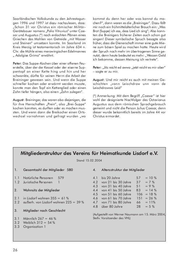 28 die saarländische Heimat überreichte. Er sprach Franz-Josef Wein namens der gesamten Reise- gruppe Hochachtung und beso...