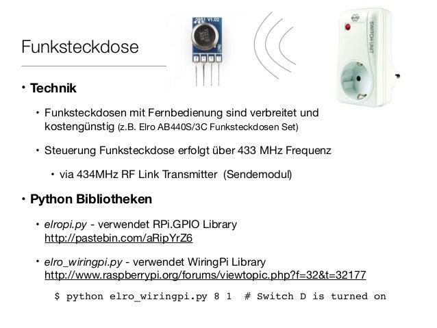 Miraculous Einfache Heimautomatisierung Auf Dem Raspberry Pi Mit Python Wiring Database Heeveyuccorg