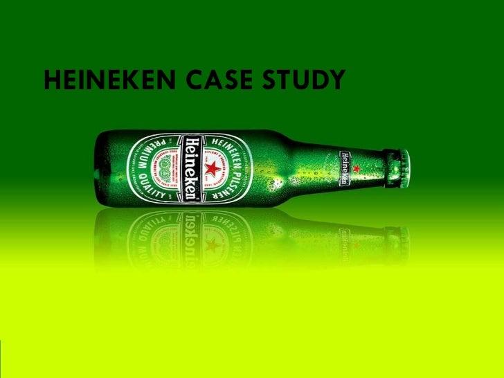 Docs Identical In order to Heineken Scenario Analysis