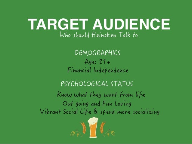 target of heineken Why is online content shared that and related questions were answered last week in 10 ingredients for your video to go viral.