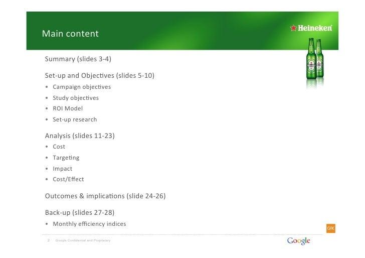 Measuring YouTube Masthead ROI in the media mix Slide 2