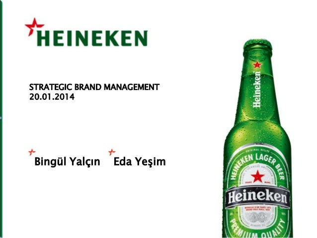 applied strategic management heineken The following project comprises of analysis and evaluation of beer industry and i have picked out heineken nv as my company to analyze the purpose of this project is to understand the strategic management models in order to apply to the particular company firstly, i evaluate the global beer.