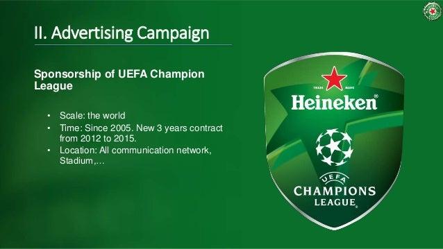 Heineken ads campaign