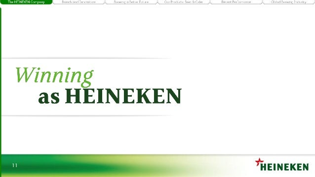 the global branding and awareness at heineken nv Given in all areas of print, tv, radio, digital, direct, and other media for  advertising, marketing and branding campaigns around the world.