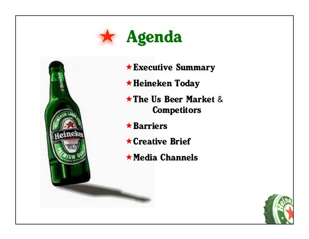 heineken us marketing audit And unites us while our many local, regional and global brands make our   premium segment continues to outpace the overall beer market, the brand power  of heineken® is more  global audit provides independent and.