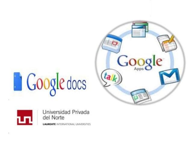 GOOGLE DOCS:  Definición  Ventajas ¿Qué se puede hacer en Google Docs? Google: en la educación : Profesor Google: en ...