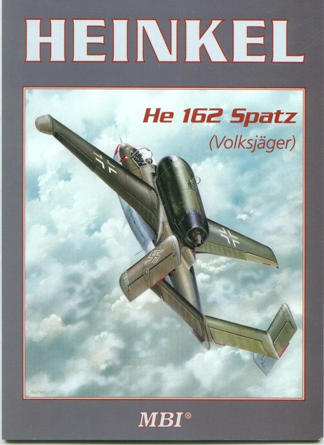 Heinkel he162 spatz