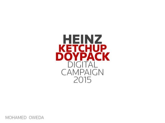 Heinz Digital Campaign