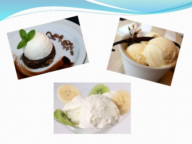 Helado de crema Slide 3