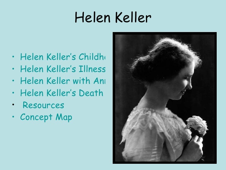the difficult childhood of helen keller essay Mozart showed prodigious ability from his earliest childhood -helen keller hailan el-naas more about wolfgang keller at konigsbrau-hellas ae essay wolfgang.