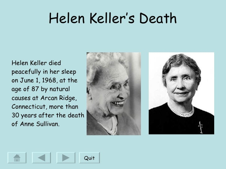 a biography of girl named helen a keller This biography of helen keller for young readers explores the transformation of a wild, blind and deaf child into a world-renowned woman.