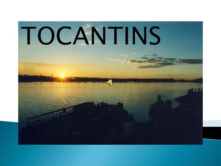 TOCANTINS<br />